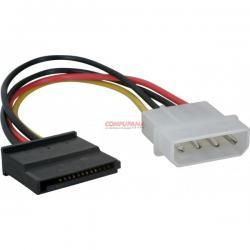 Cable Poder SATA