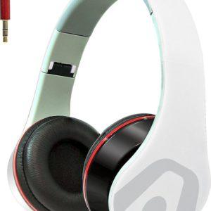 Audifonos Argom DJ Headset Pro ARG-HS-2441W Blanco