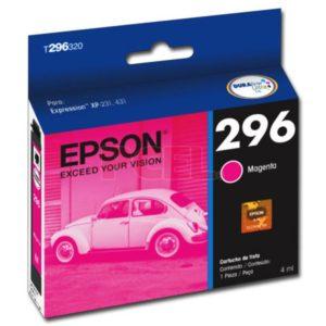 Tinta Epson 296 Magenta Original