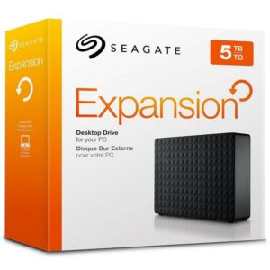 100347-DISCO DURO EXTERNO SEAGATE 5 TB expandion steb5000