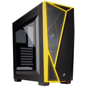 160261-CASE GAMER CORSAIR SPEC-04/AMARILLO