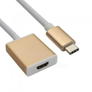 Adaptador Agiler AGI-1235 USB 3.1 TIPO-C A HDMI 4K
