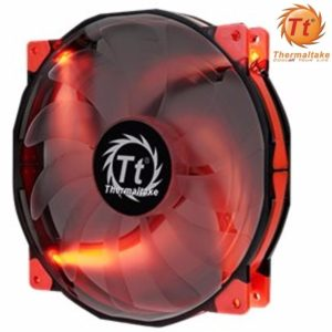 ABANICO THERMALTAKE LUNA 20 PARA CASE 800RPM LED