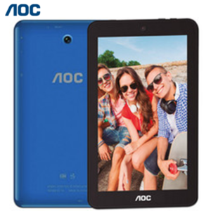 "140014-Tablet AOC A726-B/ Quad Core/ 1Gb/ 8 Gb/ 7""/ Android 6.0.1/ Azul"
