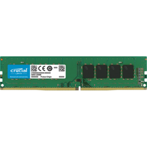 Memoria RAM DDR4 4GB PC 2400MT CRUCIAL 1.2V CL17