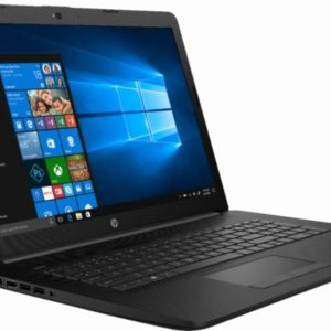 "141669-HP 17 BY0021DX Core I5 8GB/1TB 17.3"" JET BLACK Maglia Pattern"