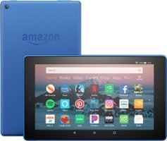 141726-Tablet Amazon Fire HD 8´´ w/Alexa 32gb marine blue 7th gen.