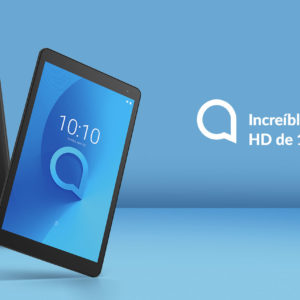 140876-TABLET ALCATEL (1T) WIFI QC 1,30GHZ/1GB/16GB/10.1""