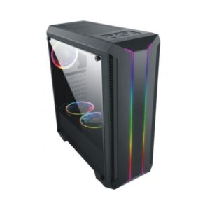 160166-CASE MEDIA TORRE EVOX CG82D1RA001C RGB FAN