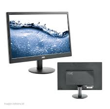 141651-Monitor AOC 20 Led E2070SWHN 1600X900 HDMI/VGA