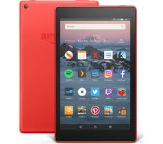 141728-Tablet Amazon Fire HD 8´´ 32gb red