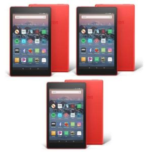 141729-Tablet Amazon Fire HD 8´´ 32gb red 7ma gene
