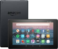 141730-Tablet Amazon Fire HD 8´´ w/Alexa 32gb negra 7th gen.