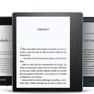 141731-Tablet Amazon Kindle E-reader 6´´ Glare-Free touch wi fi negra