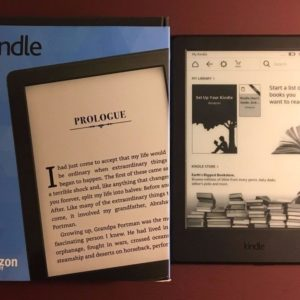 141733-Tablet Amazon Kindle Paper 6´´ 4gb negra