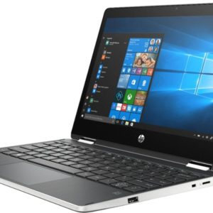 """141215-HP – Pavilion x360 2-in-1 11.6"""" Touch-Screen   Intel Pentium – 4GB Memory – 128GB Solid State Drive – Ash Silver Keyboard Frame, Natural Silver"""