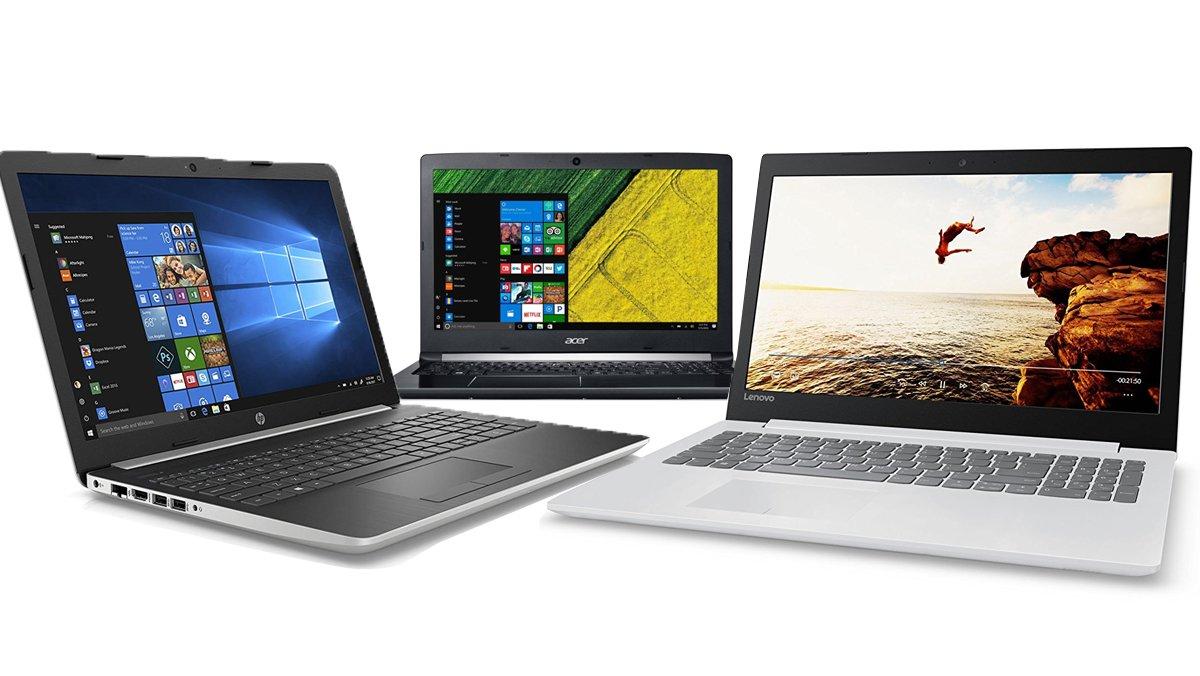 Portatiles - laptops