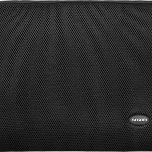 "Funda ARGOM ARG-SL-0015B para Laptop 15.6"" Anti-Shock Negra"