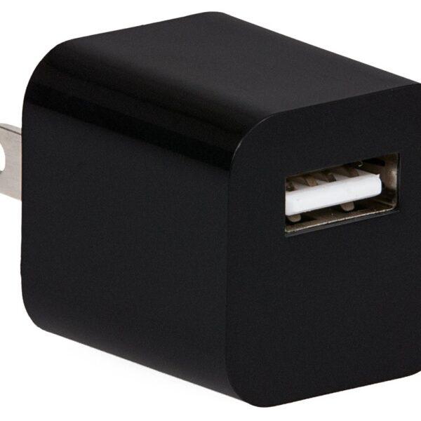 Cargador ARGOM ARG-AC-0104 PARA PARED USB 5V 1000mA