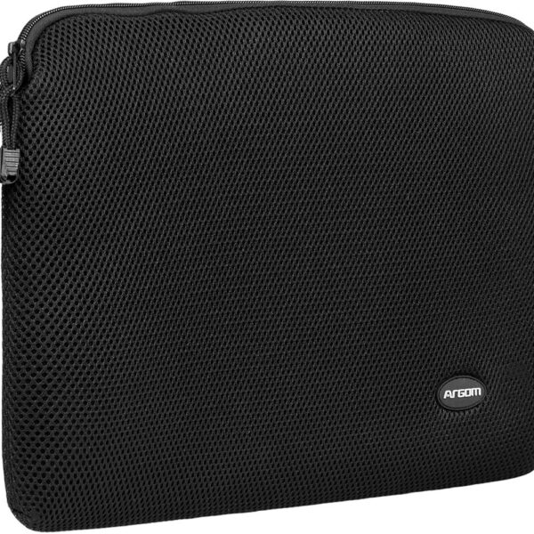 "Funda ARGOM ARG-SL-0014B para Laptop 14"" Anti-Shock Negra"