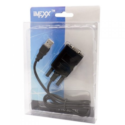 CABLE USB A SERIE IMEXX  IME-40813
