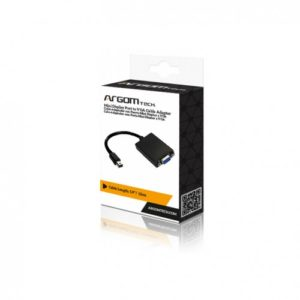 Cable Adaptador con Puerto Mini Display a VGA Argom ARG-CB-0053