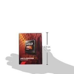 120178-Procesador AMD FX-Core 4 Negro Edición FX-4300 (FD4300WMHKBOX)