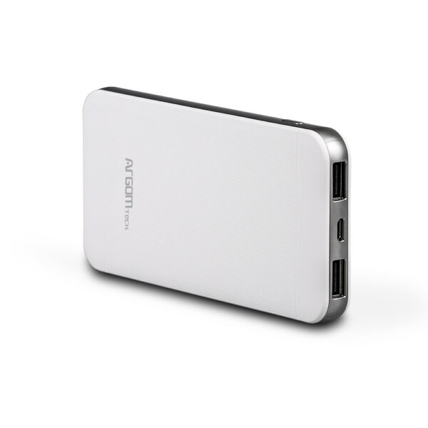 300659-POWER BANK ARGOM 10000MAH FORCE - ARG-PB-1110WT