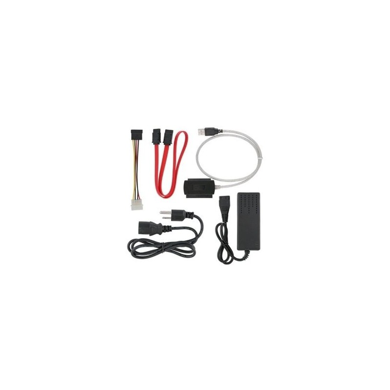 Adaptador AGILER AGI-1110 USB IDE SATA CABLE