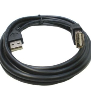 CABLE AGILER AGI-1205 EXTENCION USB M/H 10ft/3mts