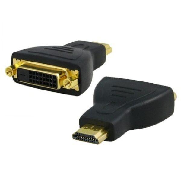 ADAPTADOR IMEXX IME-10349 DVI(H) A HDMI(M)