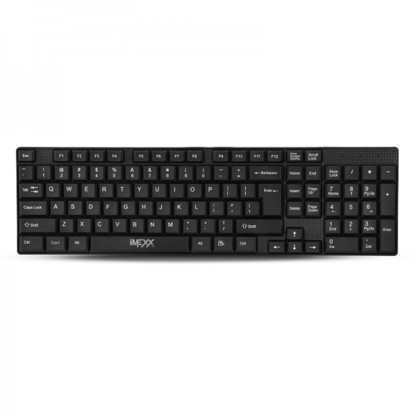 TECLADO USB IMEXX IME-20320SP ULTRA FIT