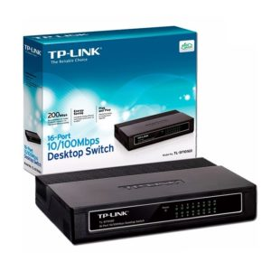 SWITCH TP-LINK 16PTS IEEE 802.3 10/100/ # TL-SF1016D